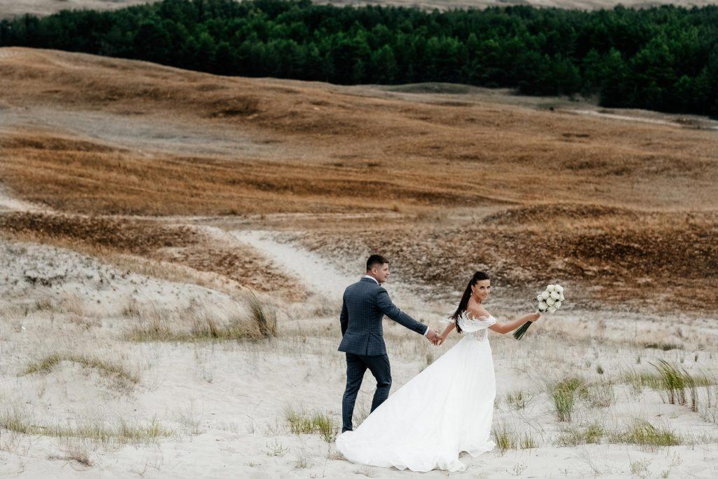 Vestuvės Nidoje