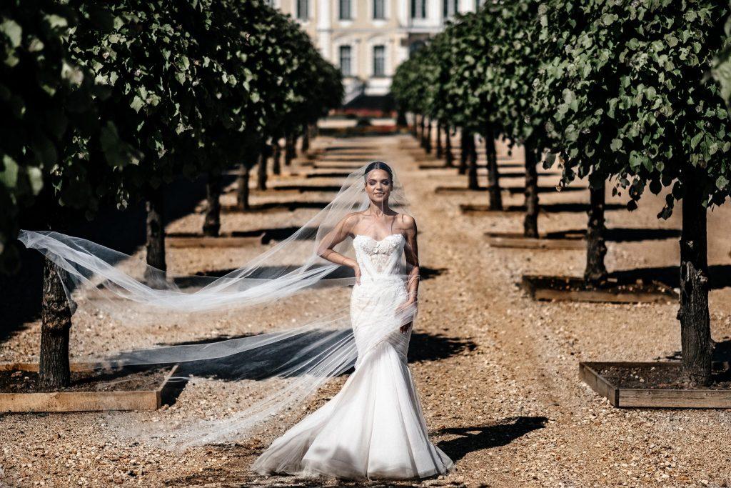 Vestuvės Rundalėje