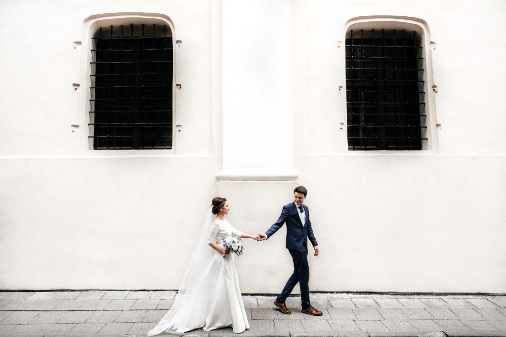Vestuvės Violniuje