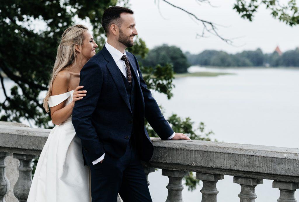 Emocinga vestuvinė fotosesija