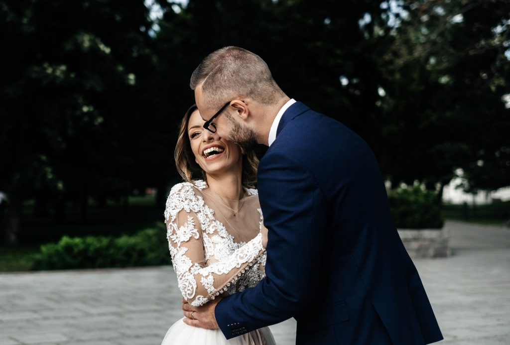 Emocijos vestuvėse