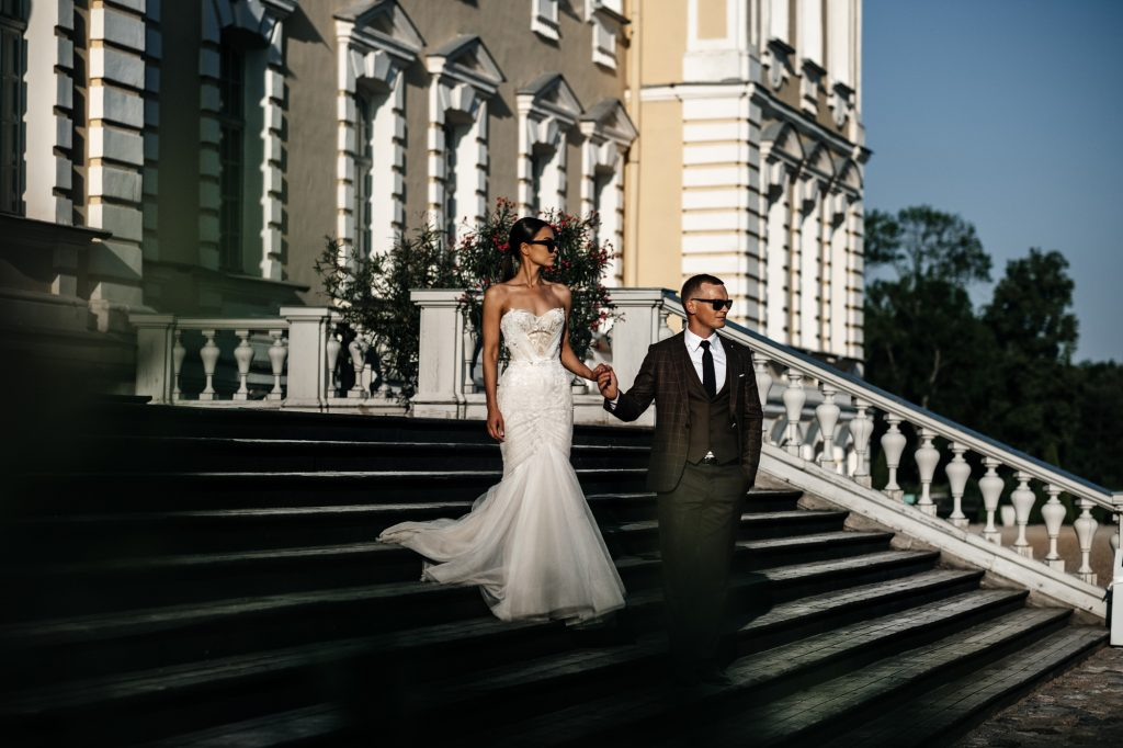Vestuviu fotografija Rundaleje